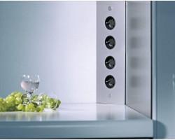 Energiezuil met 4 stopcontacten penaarde ST3007/320