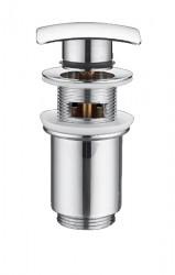Blusani Click Quad afvoerplug 1.1/4 chroom BC73120