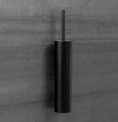Waterevolution Deep toiletborstelset wand mat zwart A241PR