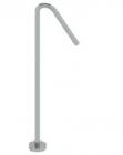 Rubio Inox vrijstaande wastafeluitloop 110cm volledig RVS 1208776372