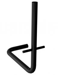 Waterevolution Flow Toiletrolhouder mat zwart A131PR