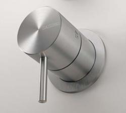 Zazzeri Z316 thermostatische wand-mengkraan voor douche RVS 1208857172