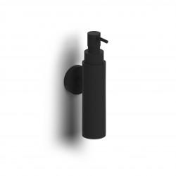Clou Sjokker zeepdispenser 100cc wandmodel mat zwart
